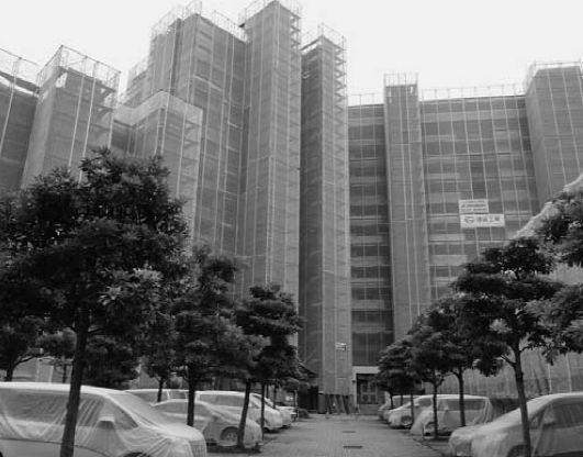 管理組合の体制確立と事前準備で 複雑な建物構成や劣化状況に対応