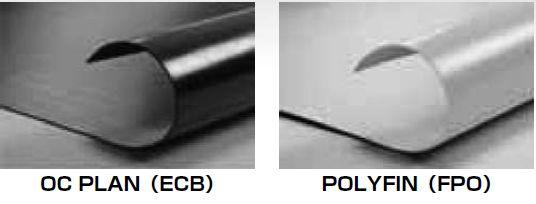 25年品質保証付き防水シート「ポリフィン」