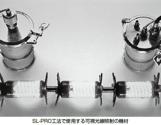 排水管更生技術『SL-PRO工法』