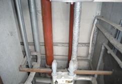 マンション設備の改修 <解説と事例>  二管式排水について