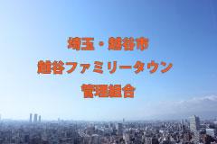 File Data. 128 埼玉・越谷市/越谷ファミリータウン管理組合